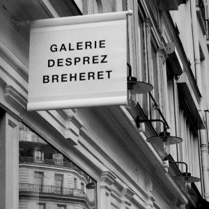 GALERIE DESPREZ BREHERET PARIS