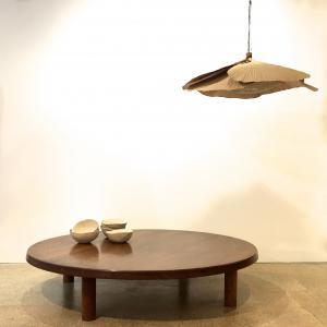 PIERRE CHAPO TABLE COFFEE DESPREZ BREHERET