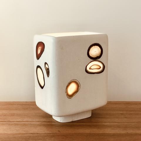 KALOU DUBUS CONCRETE LAMP